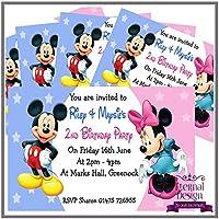 Amazon.it: Mickey & Minnie   Inviti / Articoli per feste e