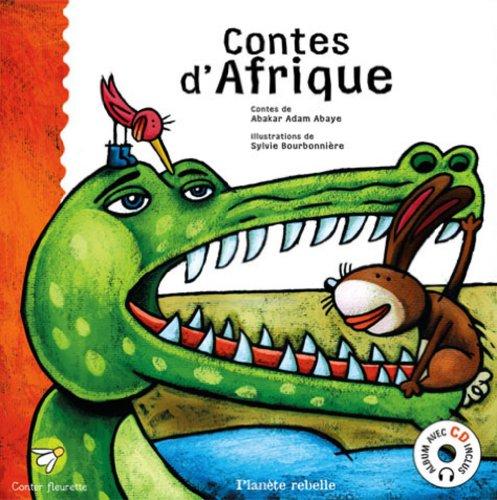 Contes d'Afrique (CD inclus) par Abakar Adam Abaye