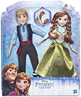 Disney Reine Des Neiges - B5168eu40 - Frozen - Anna Et Kristoff Pack De 2