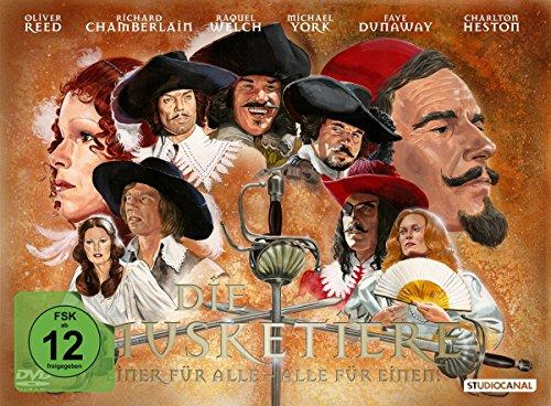 Bild von Die Musketiere - Einer für alle, alle für einen [2 DVDs]