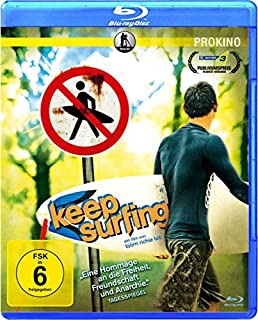 Keep Surfing [Blu-ray]