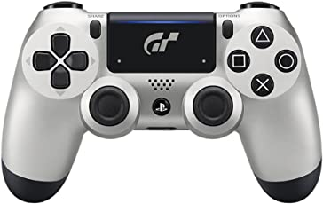 Sony PlayStation DualShock 4 Controller GT Sport Edition,White