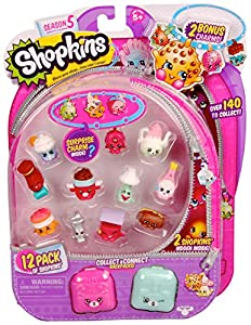 Shopkins Season 5 12 Pack Color/Style Varies