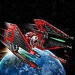 Lego-Star-Wars-Tie-Fighter-del-Maggiore-Vonreg-Gioco-per-Bambini-Multicolore-382-x-262-x-705-mm-75240