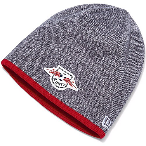 RB Leipzig - New Era Graphite Beanie - Wintermützen