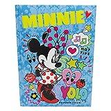 Seven Disney Minnie Pop Agenda Scolaire 10 Mois Bleu Clair