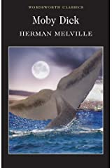 Moby Dick (Wordsworth Classics) Paperback