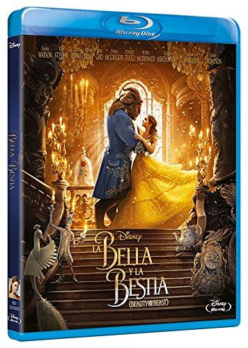 Bella Y La Bestia [Blu-ray]
