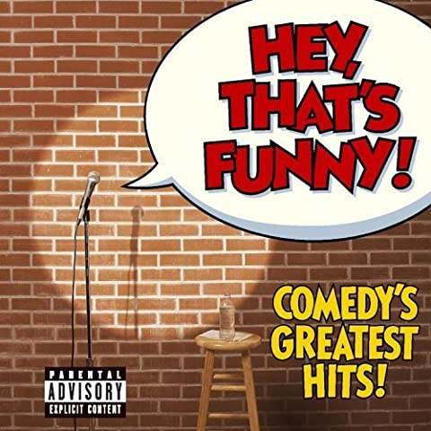 Hey That's Funny: Comedy's Greatest Hits by Rhino