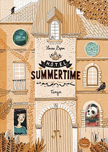 Hôtel Summertime, Tome 2 : Tanya