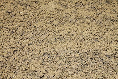 Kultpfötchen 30kg Fertigmix Terrariensand mit Lehmpulver I grabfähig & formbar I Sand-Lehm-Gemisch 1:5 I wählbar auch 1kg - 5kg - 10kg - 25 kg