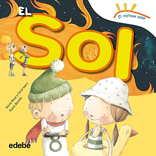 El Sol (EL SISTEMA SOLAR) por Nuria Roca Soto