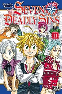 Seven Deadly Sins Edition simple Tome 11