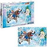 Clementoni 0625040 Figuren & Charactere Frozen Maxi Puzzle 30St