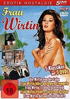Frau Wirtin - Erotik Nostalgie - 5 DVDs: Die Wirtin von der Lahn, Frau Wirtin's tolle Töchterlein, Frau Wirtin bläst auch gern