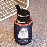 Best Estilo Eyes los vidrios del ojo - SEESUNGM Botella De Agua Heat-Insulating Children'S Cups, Tazas Review
