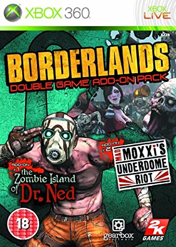 Borderlands Expansion: The Zombie Island of Dr Ned / Mad Moxxi