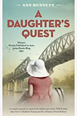 A Daughter's Quest (Echoes of Empire: A collection of standalone novels set in the Far East during WWII) Kindle Edition
