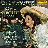 Operetta [IMPORT] by Maria Tiboldi (1999-07-27)
