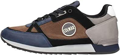Colmar Sneaker Travis Supreme Marrone Nero