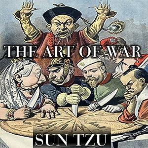 The art of war (audio download): amazon. In: sun tzu, john cafey.