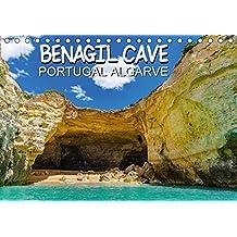 BENAGIL CAVE Portugal Algarve (Tischkalender 2019 DIN A5 quer): Die schönsten Klippen, Höhlen und Strände. (Monatskalender, 14 Seiten ) (CALVENDO Orte)