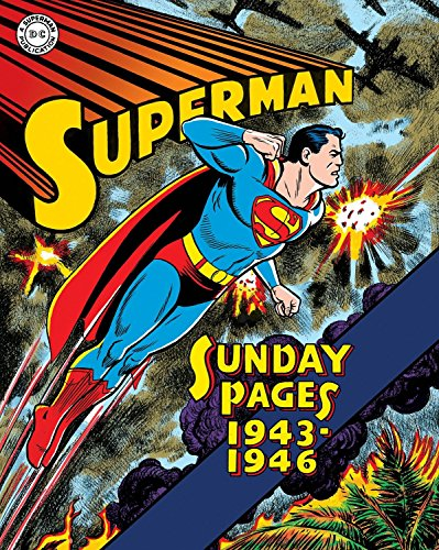 The first book in our Superman Sundays series begins with the classic comics from May 9, 1943 and continues through August 4, 1946, filling another major gap in the Superman mythos. In a partnership between IDW's The Library of American Comics and DC...
