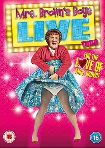 Live Tour: For the Love of Mrs Brown