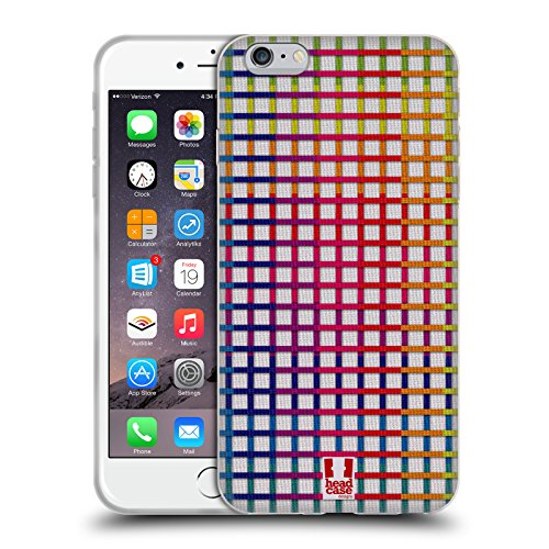 Head Case Designs Occhio Icone Dellantico Egitto Cover Retro Rigida per Apple iPhone 7 Plus / 8 Plus Stampa Tessuto
