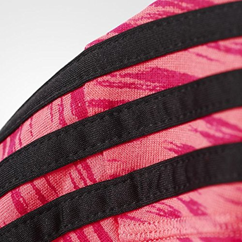 adidas Damen Trainingsshirt Essentials 3S Tee Pink