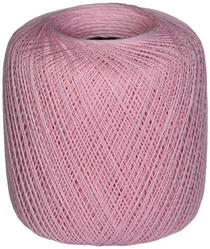 South Maid Crochet Cotton Thread Size 10-Orchid Pink
