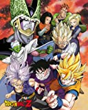 GB Eye, Dragon Ball Z, Cell Saga, Mini Poster, 40 x 50 cm