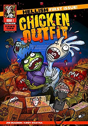 Sci Fi Outfits - Chicken Outfit: The Maskman
