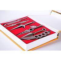 I3C Ninja Prop Konoha Blattdorf Shinobi 7 Stück Halskette Spielzeug