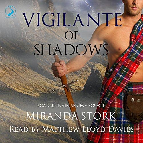 Vigilante of Shadows: Scarlet Rain, Book 1