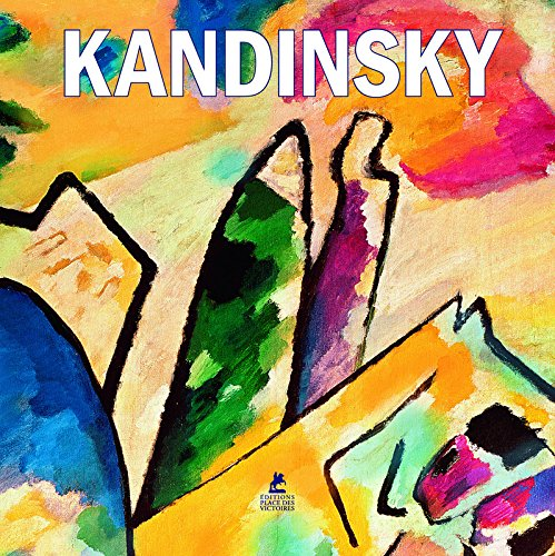 Kandinsky (MonographiesLes Carrés d'Art) por Hajo Düchting