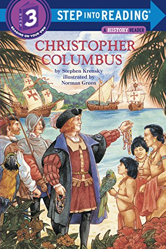 Christopher Columbus (Step into Reading) (English Edition)