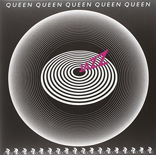 Queen - Jazz (Limited Black Vinyl) [Vinyl LP]