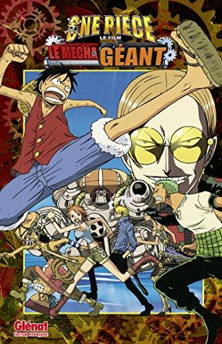 One Piece - le Mecha Géant du Chateau Karakuri