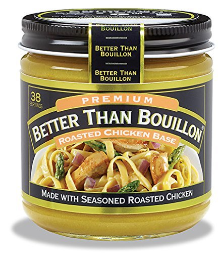Better Than Bouillon, Chicken Base, 8 oz by Better Than Bouillon 8 Oz Bouillon
