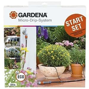 Gardena 1399-20 Micro-Drip-System Start-Set