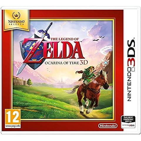 The Legend Of Zelda : Ocarina Of Time 3D - Nintendo Selects [Importación Francesa]