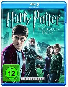 Harry Potter und der Halbblutprinz [Blu-ray]