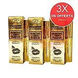 3X HOLLYWOOD LIP VOLUMIZER - Volumizzante Labbra Veleno d'ape - EFFETTO IMMEDIATO