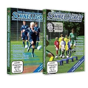 Schnelligkeits Paket mit 2 DVDs