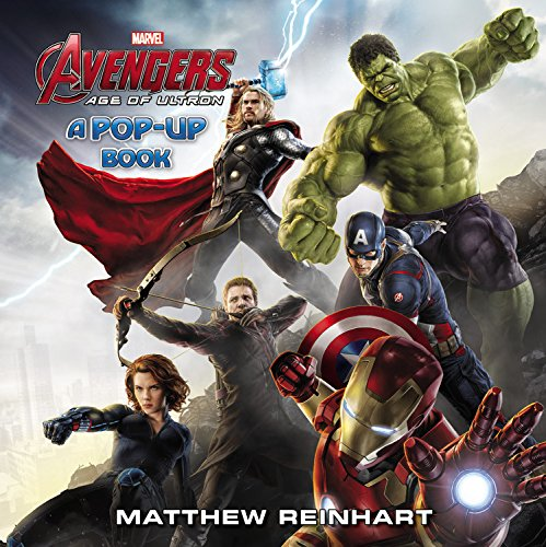 Marvel's Avengers: Age of Ultron: A Pop-Up Book (Marvel the Avengers: Age of Ultron) por Matthew Reinhart