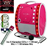 X Factor Karaoke CD Version - Portable Karaoke Machine for sale  Delivered anywhere in Ireland