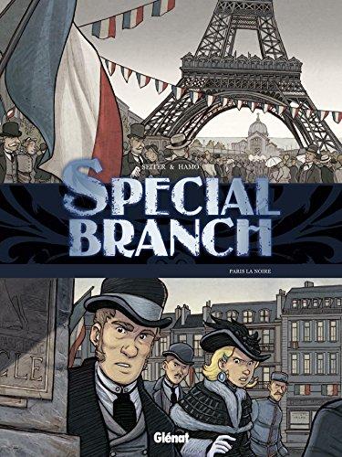 Special Branch, Tome 5 : Paris la noire