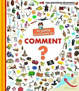 """Afficher """"La petite encyclopédie des comment ?"""""""