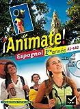 !!Animate! - Espagnol: Manuel De L'Eleve + Audio CD 1ere Annee Lv2 (Spanish Edition) by Fabienne Alais-Ferrand (2011-05-11)
